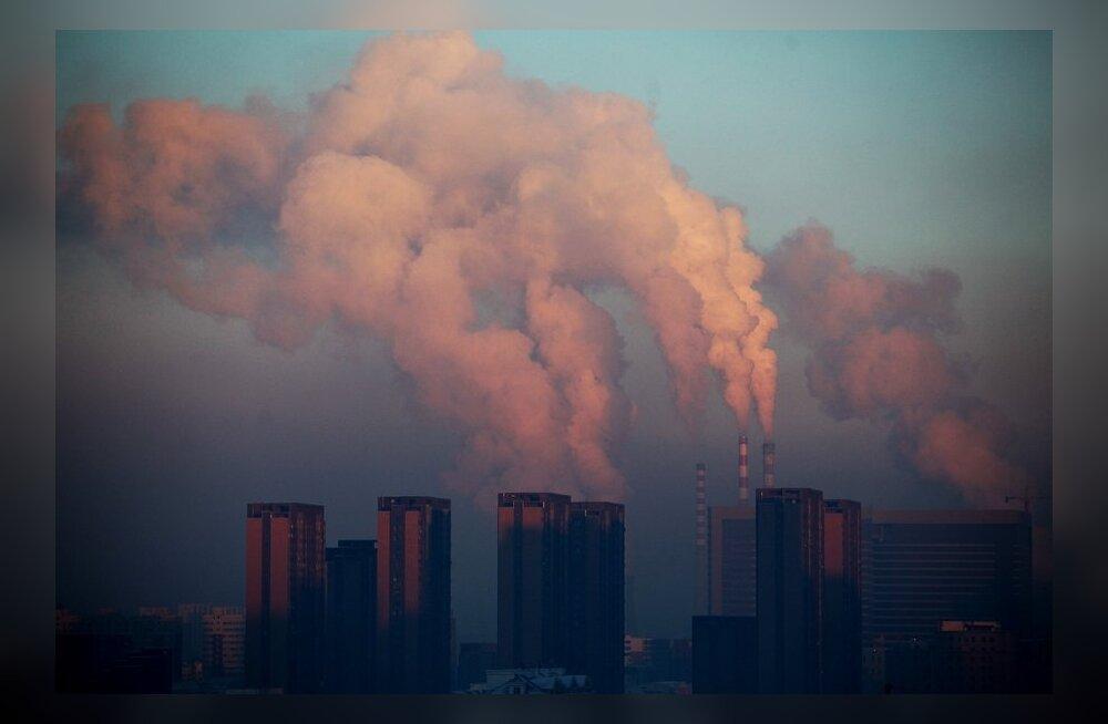 """Hiina keskkonnaministeerium tunnistas rängalt saastatud """"vähikülade"""" olemasolu"""