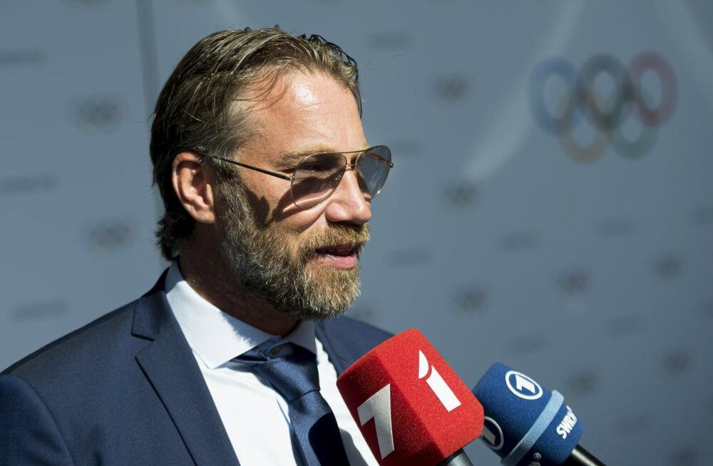 Olümpialinna hääletusel viibinud Rootsi jäähokistaar: neli ROK-i liiget magasid meie esitluse ajal