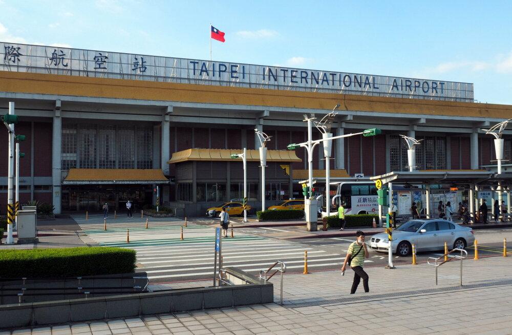 В тоске по путешествиям: в аэропорту Тайваня предлагают перейти границу и никуда не лететь