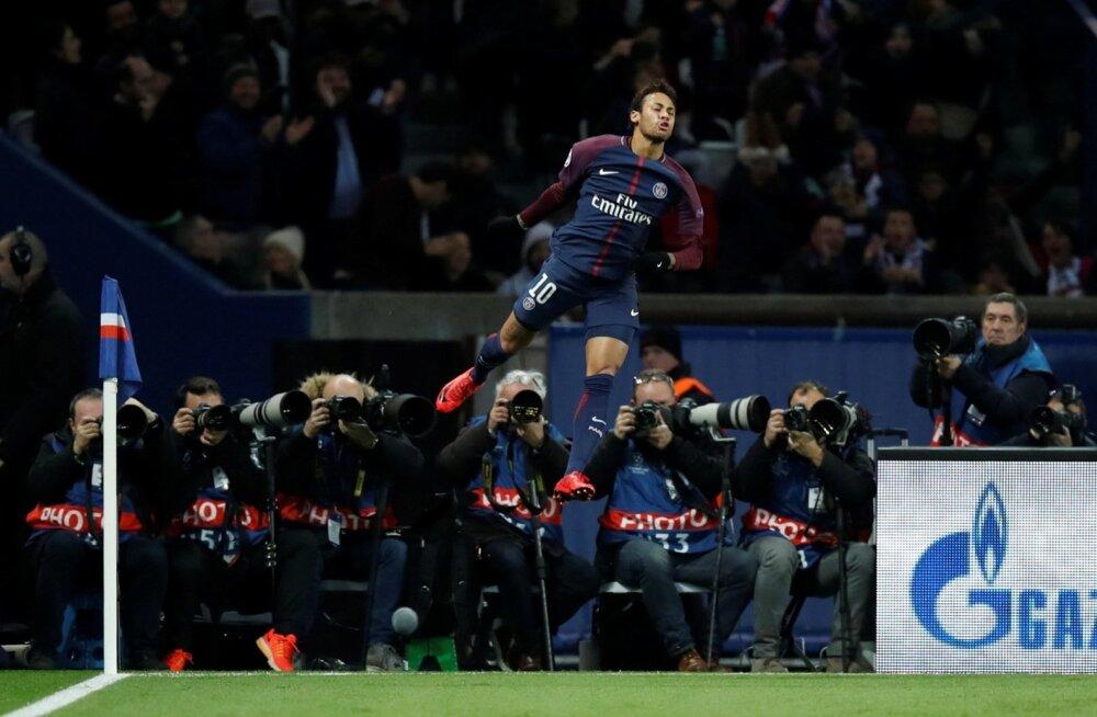 Neymar toodi PSG ridadesse, et klubi võidaks Meistrite liiga. Teekond tiitlile muutus nüüd aga äärmiselt raskeks.