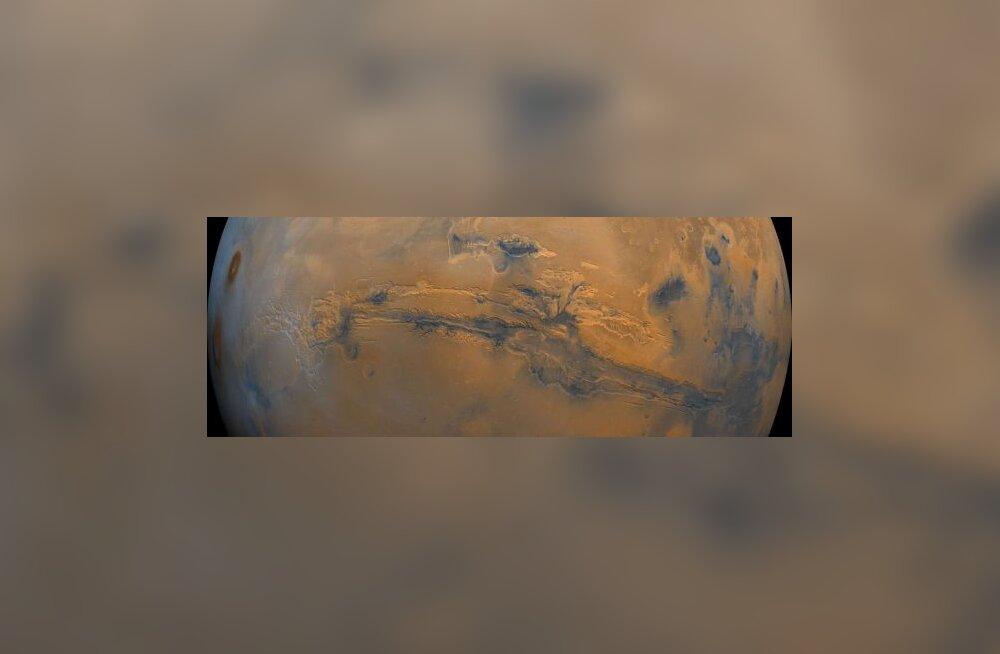 Marsi punasele värvusele leiti uus seletus