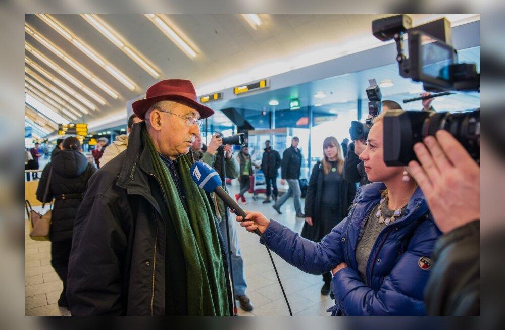 Eestisse tuleb tagasi Giulietto Chiesa