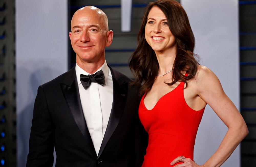 Tohoh! Kas maailma rikkaim mees Jeff Bezos langes tõesti paadunud sarivõrgutaja lõksu?