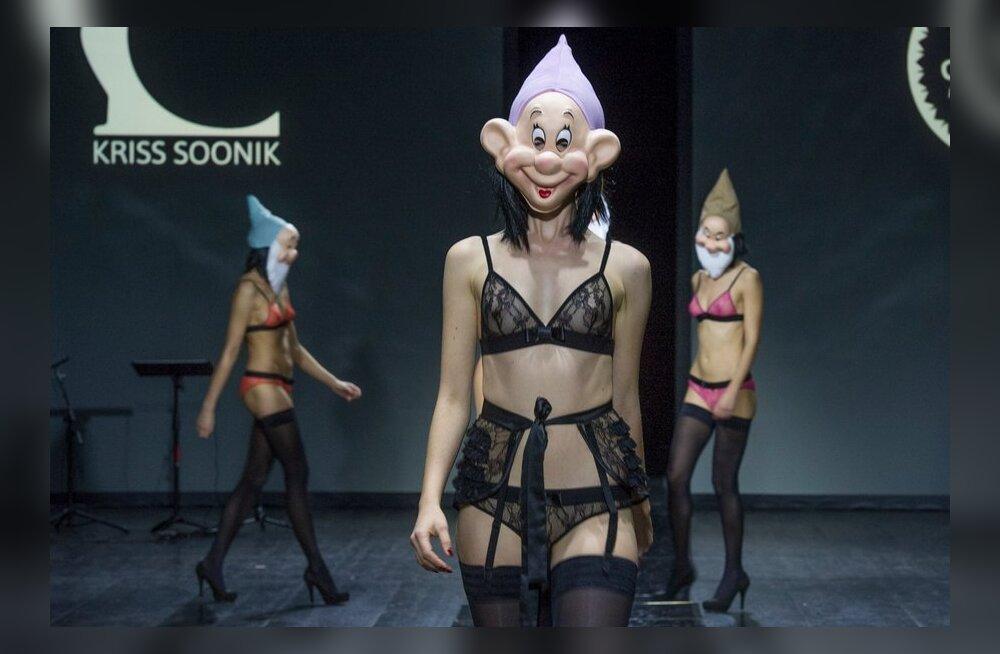 Tallinn Fashion Week: Kriss Sooniku seksikad pöialpoisid tõmbasid Kuldnõela käima!