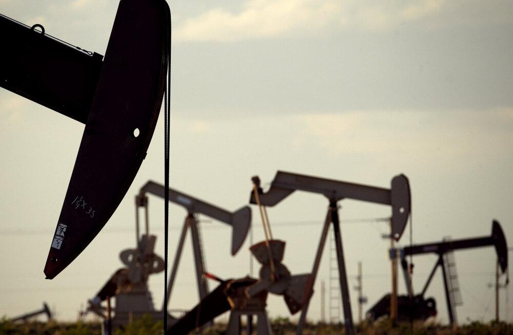 Naftatootjad löövad uusi tootmisrekordeid