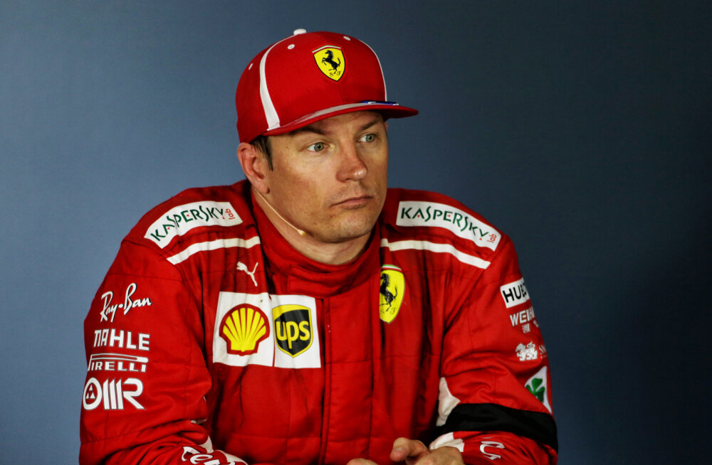 Hispaania meedia: Kimi Räikköneni tulevik on teada