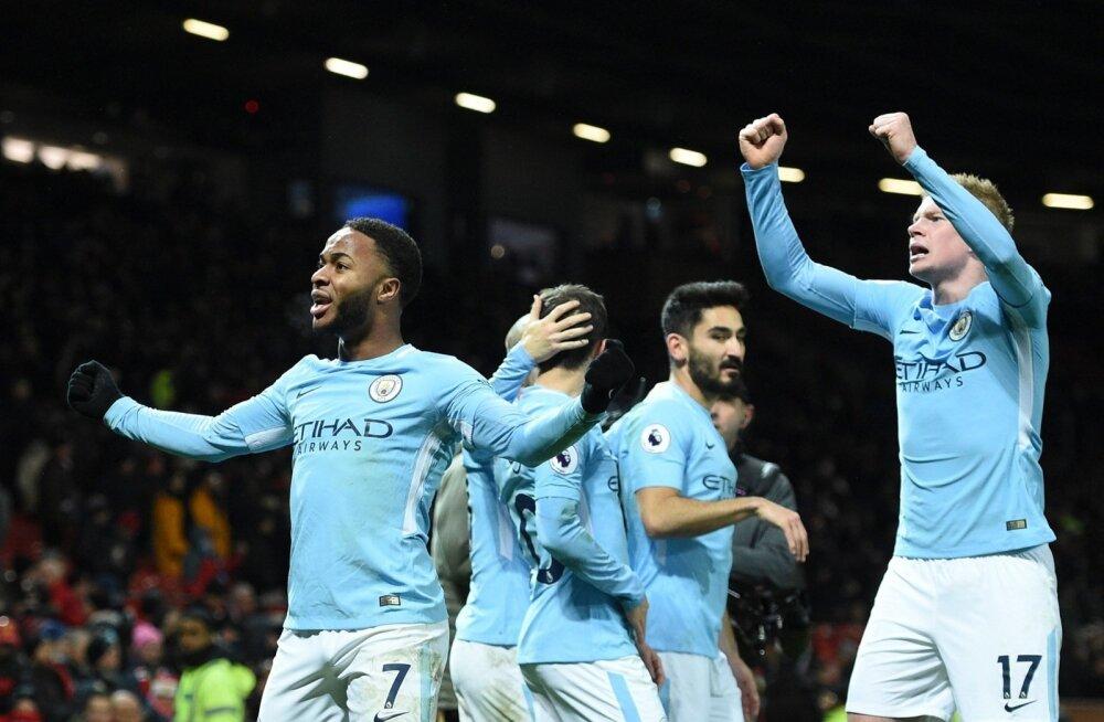Manchester City koosseis vajab Pep Guardiola sõnul täiustamist.