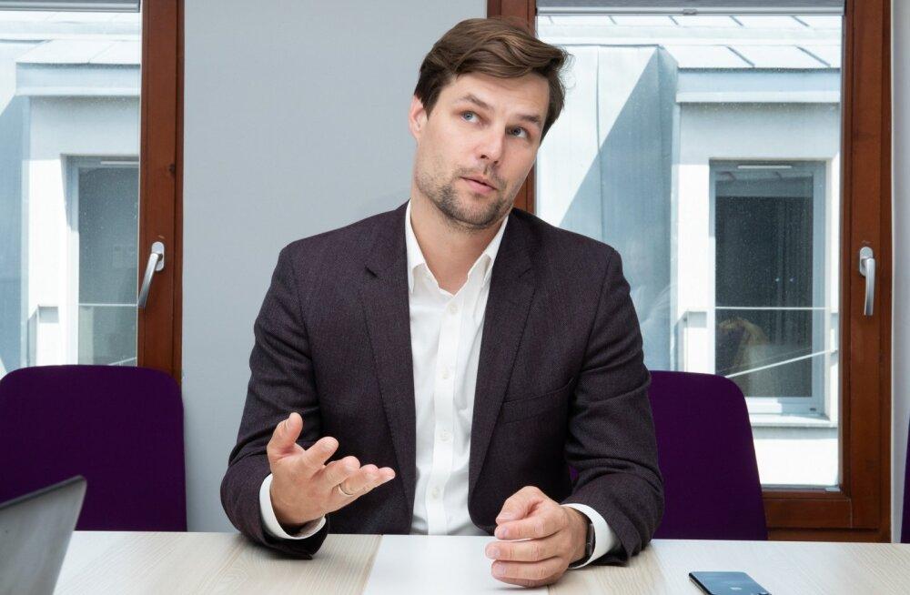 Riigikogust lahkuv Kalle Palling leidis uue töökoha
