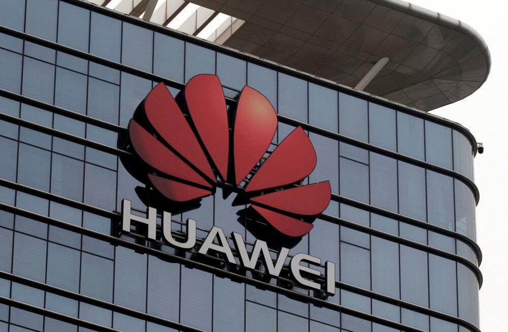 USA jätkab turmtuld Huawei suunas: julgeolekuriskiga telekommunikatsioonifirmade tegevus Ühendriikides keelati