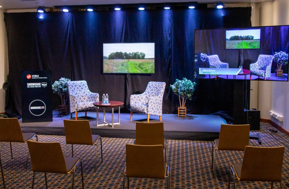 В Original Sokos Hotel Viru открыта первая в Эстонии стационарная гостиничная студия