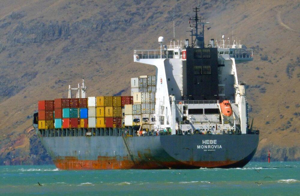 Каково это – повидать мир практически бесплатно, путешествуя на контейнерных судах