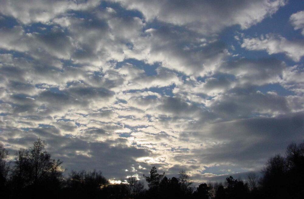 Veel üks keskkonnaoht: süsihappegaasi taseme tõusu juures kaovad pilved ära