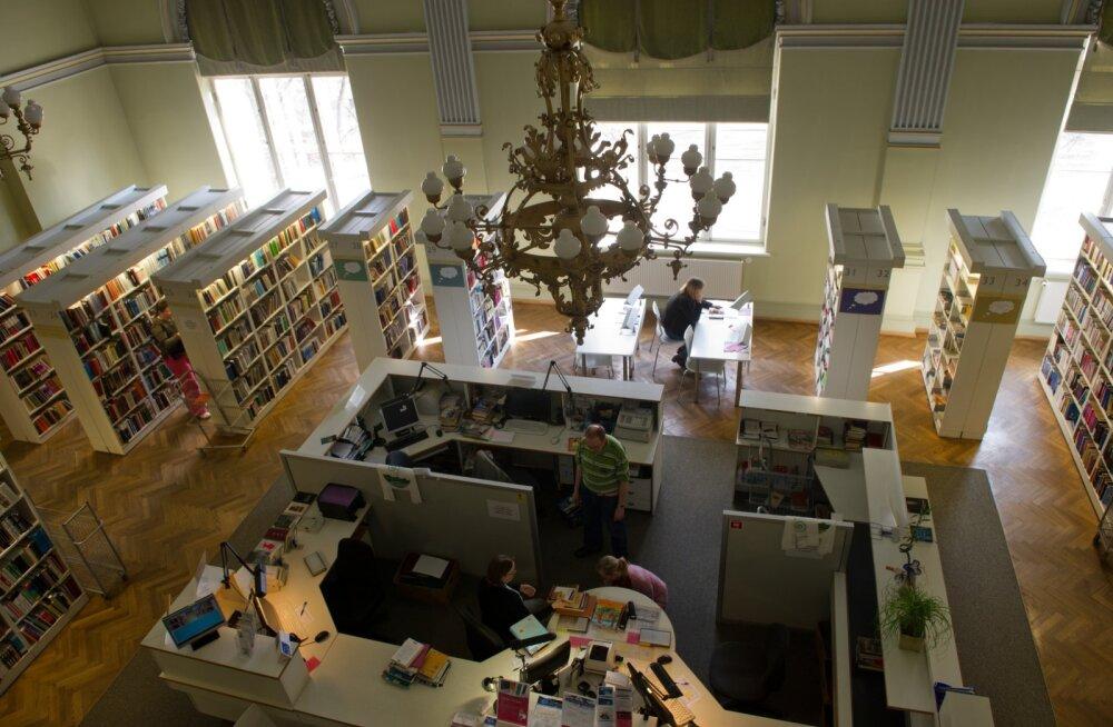 Tallinna Keskraamatukogu