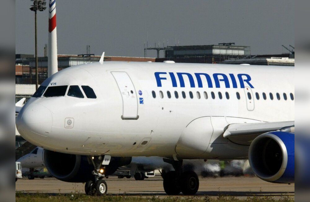 Finnair teeb täna maailma pikima kommertslennu biokütusel