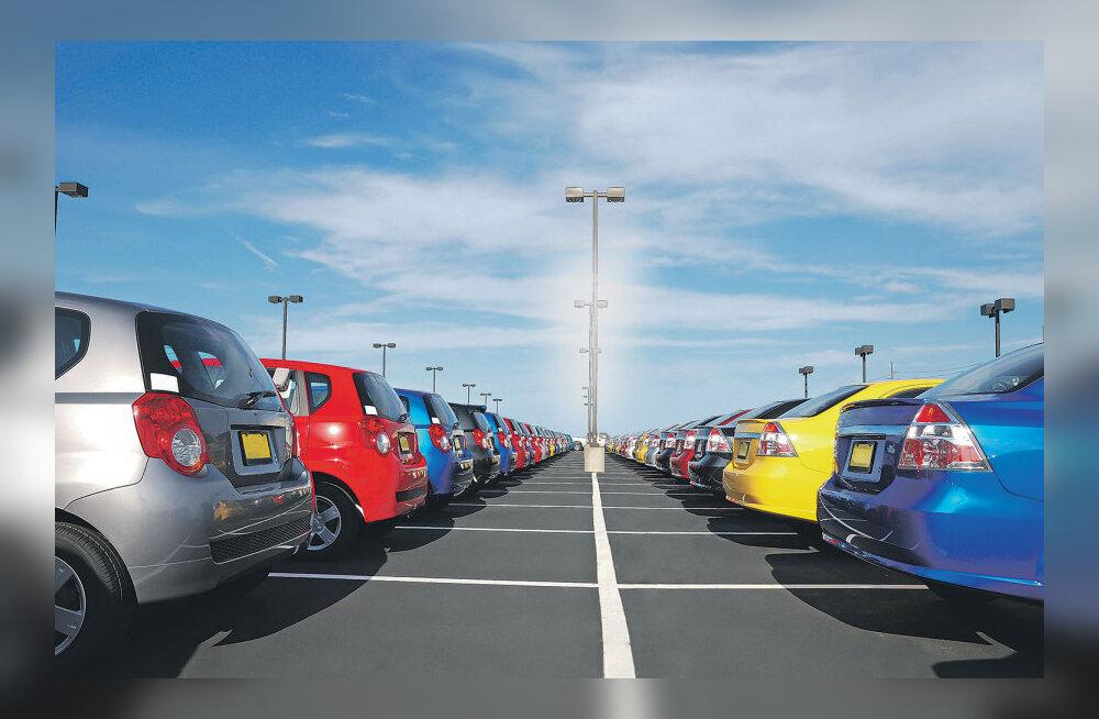 Kasutatud auto ostmine nõuab põhjalikku eeltööd