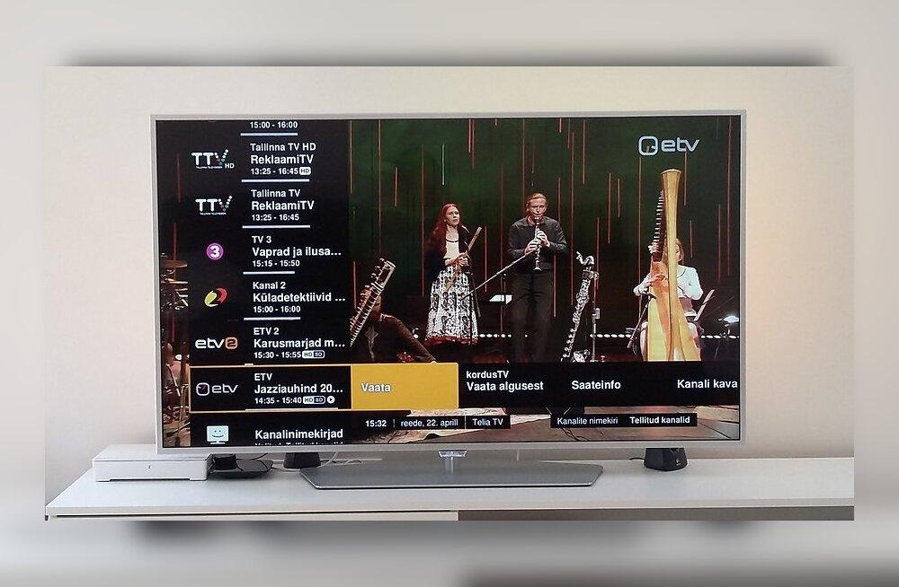Telia sulgeb vanema platvormiga teleteenuse, uuele peavad üle minema kõik kliendid
