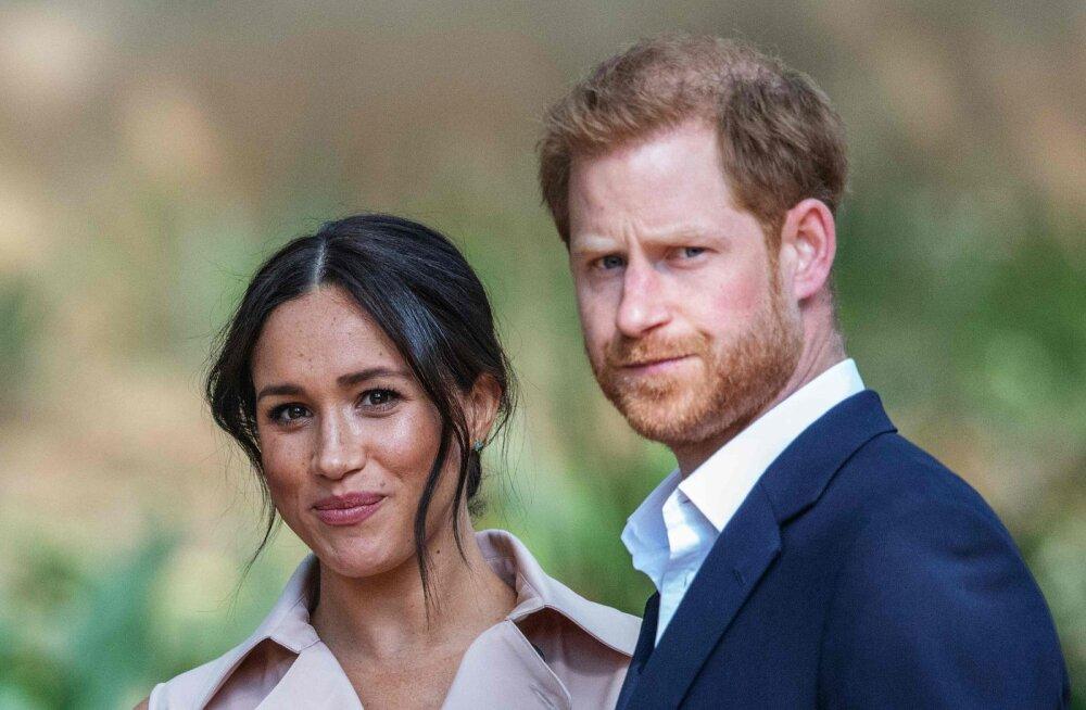 Kuninglik paar kaebas pooled Suurbritannia väljaanded kohtusse! Prints Harry: te väärkohtlesite mu ema ja te väärkohtlete mu naist