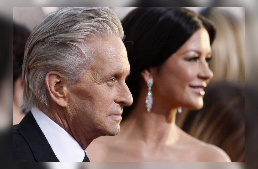 Michael Douglas ja Catherine Zeta-Jones lahutasid abielu?