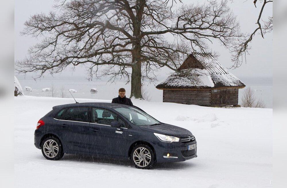 Citroën C4 leidis Vabaõhumuuseumiga ühise keele