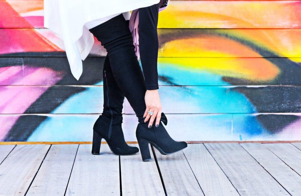 Sool ja pori on jalatsid ära rikkunud? Nende nippide abil saad saapad uuesti kandmiskõlblikuks muuta!