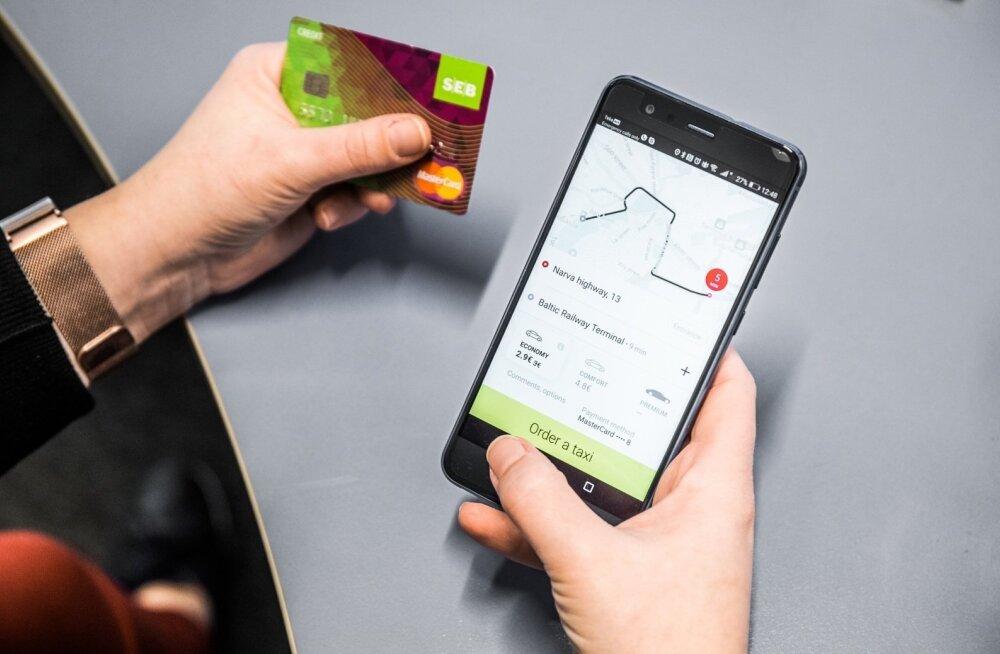 Мошенники украли через приложение по заказу такси данные кредитной карты и сняли со счета приличную сумму
