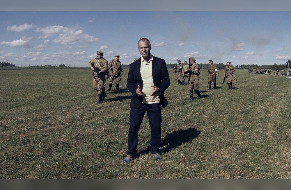 """ETV dokumentaalsari """"Vabadussõja lugu"""" räägib eestlaste olulisimaist sõjast uue vaatenurga alt"""