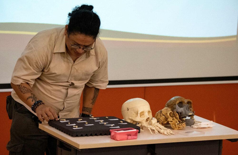 На филиппинском острове Лусон найдены останки древних людей ранее никому неизвестного вида