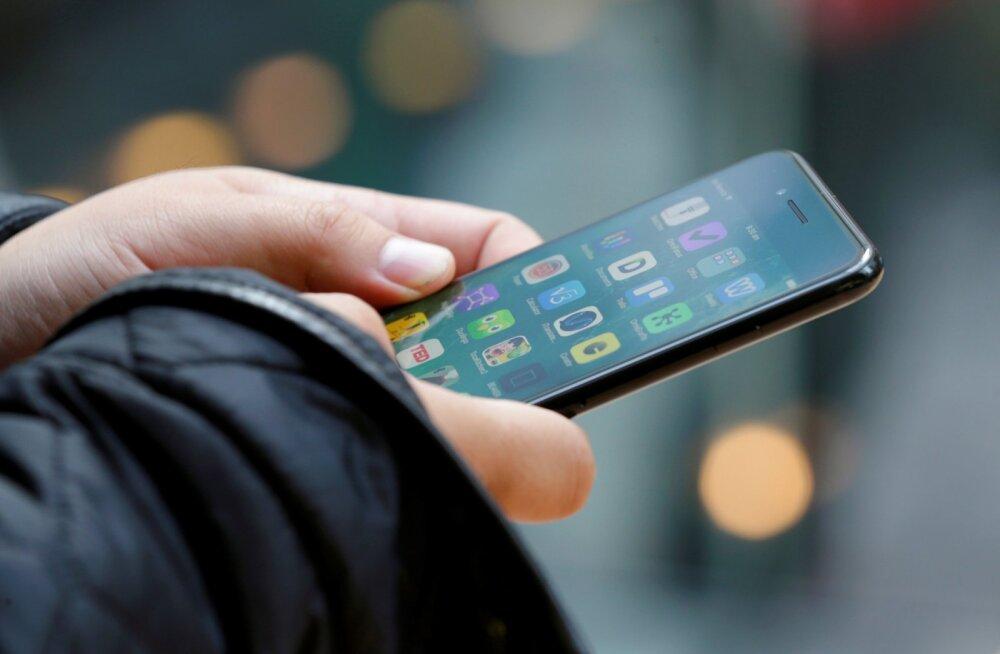 KARBIST VÄLJA: Apple'i nutitelefon iPhone 7 Plus ja mobiilne opsüsteem iOS 10