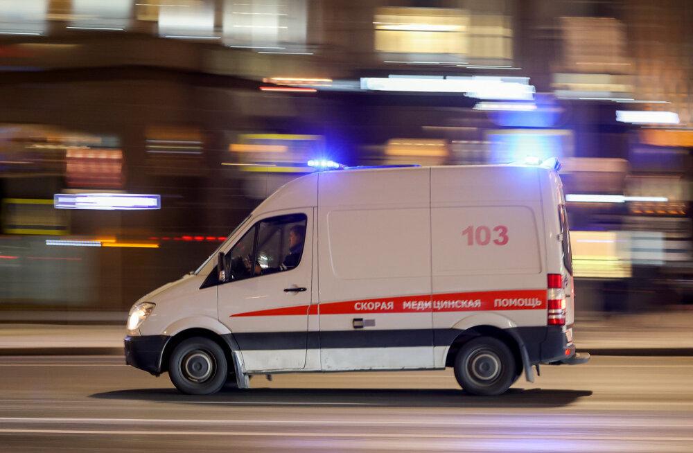 Venemaal oli viimasel ööpäeval rekordiline nii uute koroonaviirusega nakatunute kui ka selle tõttu surnute arv