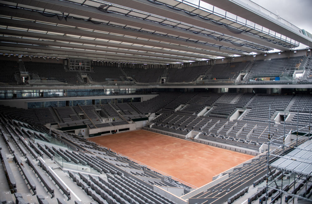 Prantsuse ajaleht: French Open lükkub veelgi edasi