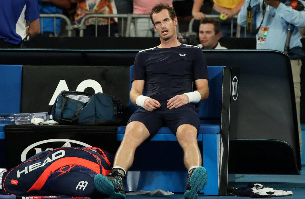 Andy Murray: kui see oli mu karjääri viimane matš, oli see suurepärane viis lõpetamiseks