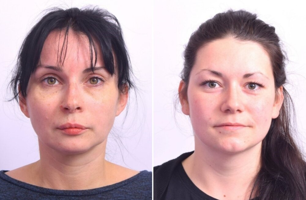 Две женщины не вернулись в Таллиннскую тюрьму и были объявлены в розыск