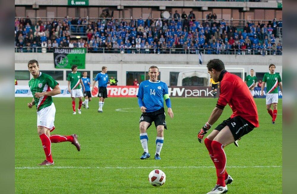 Eesti - Baskimaa jalgpalli maavõistlus