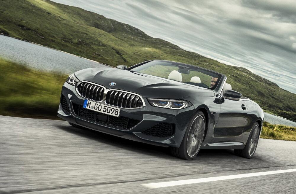 PROOVISÕIT | Kes sa selline oled, BMW M850i xDrive Cabrio?