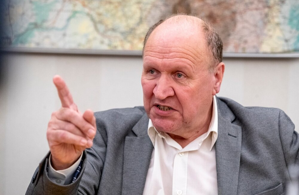 """Март Хельме: Германия скоро будет по сравнению с Эстонией карликом. Независимость Эстонии - необходимый США """"санитарный кордон"""""""