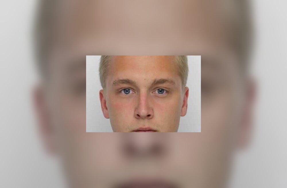 ФОТО: Этот молодой человек совершил тяжелую аварию и сбежал. Полиция просит помощи