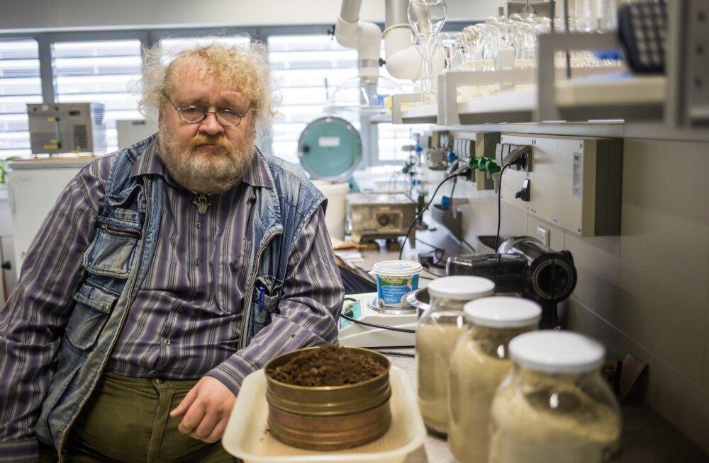 Издание: эстонский ученый со своим уникальным открытием намерен покорить мир
