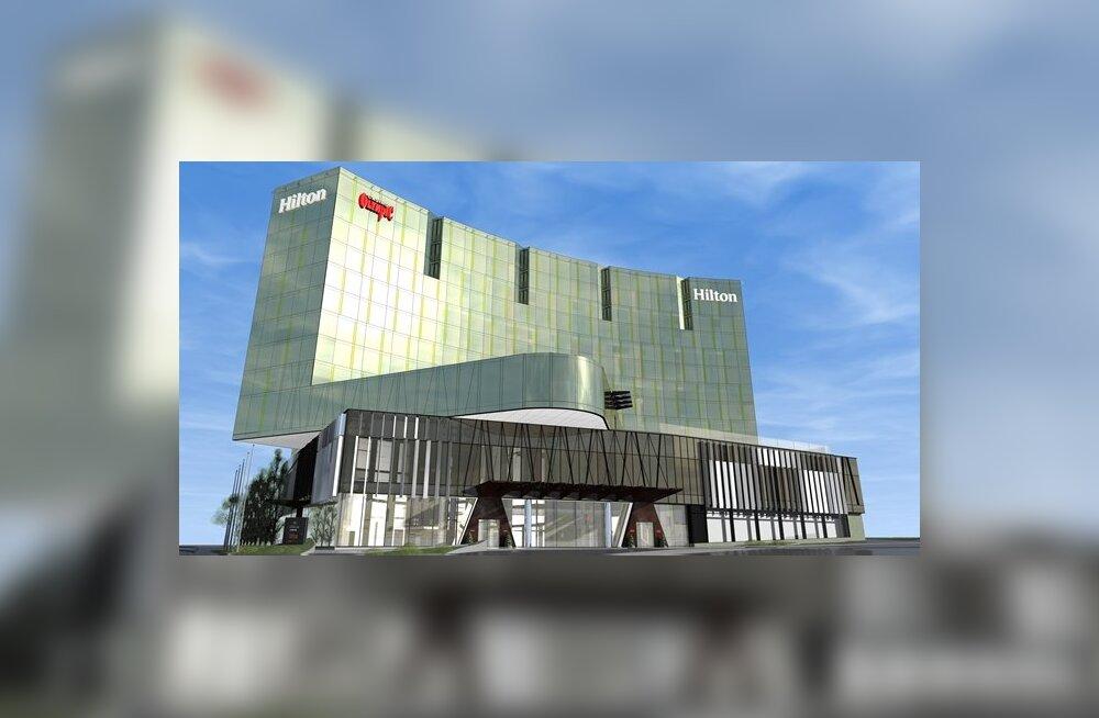 Hilton Tallinn Park värbab lähikuudel enam kui 100 töötajat