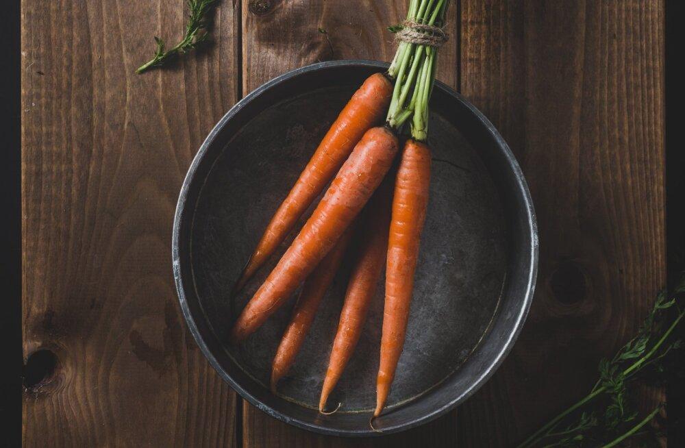 Tahad, et sinu köögiviljad säiliksid värskena kuni kuu aega? Selle lihtsa nipi abil on see võimalik
