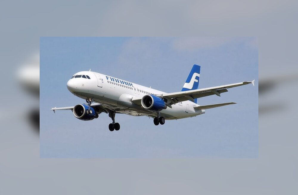 Finnairi lennuk