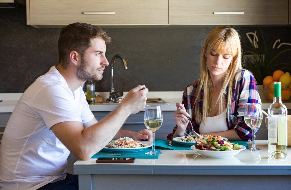 Ekspertide sõnul on just see tervisliku suhte kõige tähtsamaks nipiks