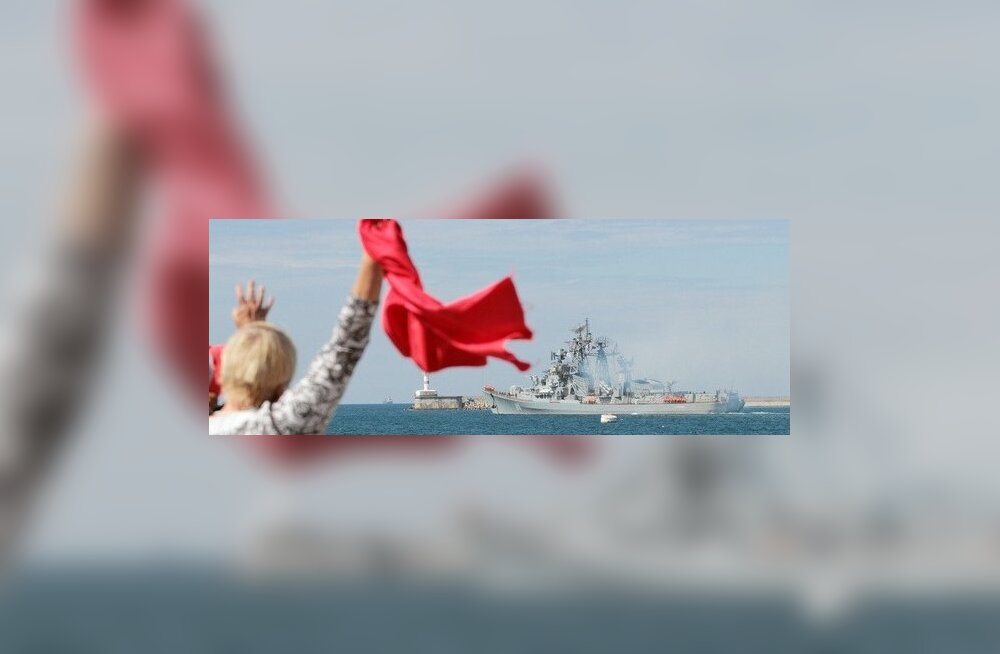 Vene merevägi suurendab Vahemerel paiknevate sõjalaevade arvu kümneni