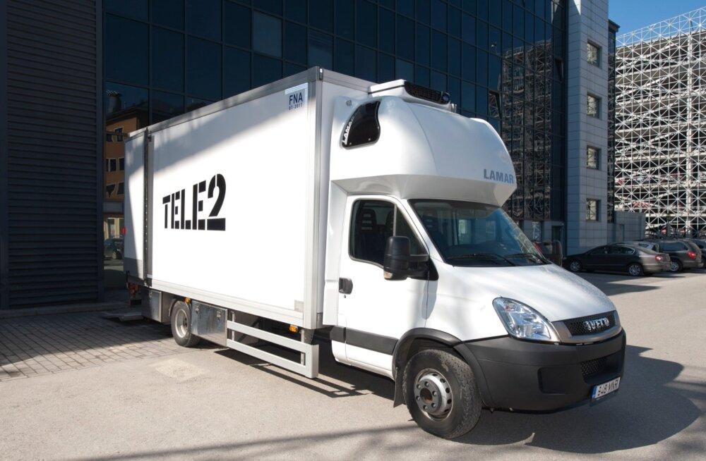 Tele2 намерен повысить скорость мобильного интернета в два-три раза
