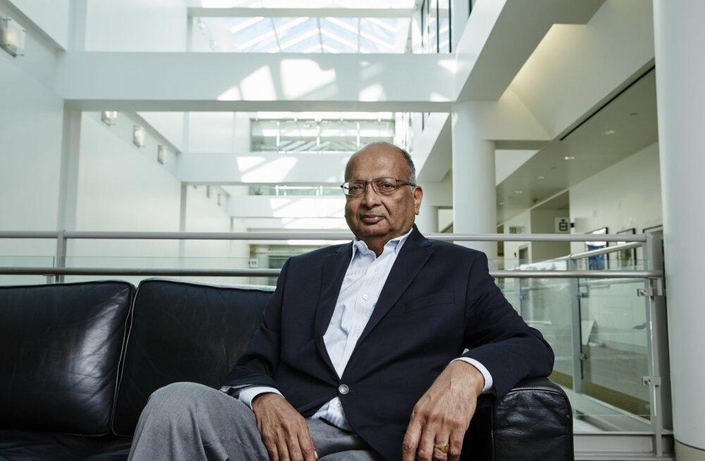 Forte intervjuu: Arogyaswami Paulraj, mobiilsele internetile alusepanija