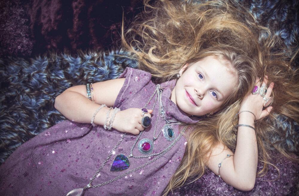 Kristallid väikestele: intuitsioon aitab valida lapsel endale õige kivi