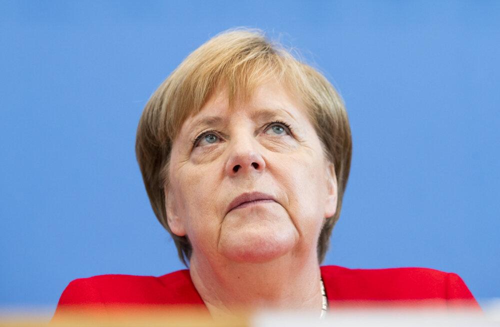 Merkel: soovin pärast ametist lahkumist elu jätkata