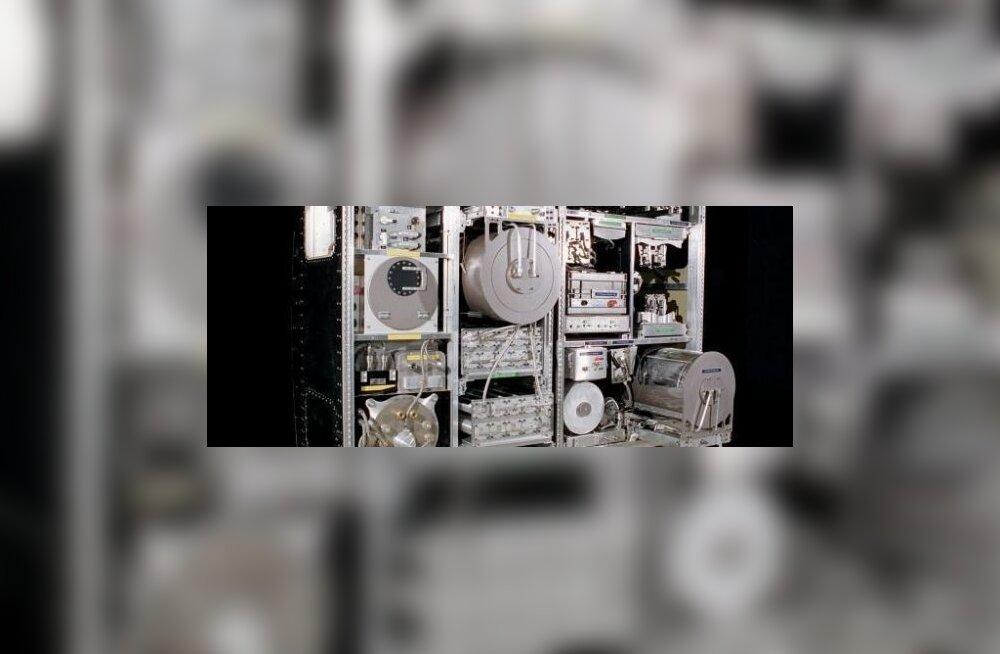 Kosmonautide uriin muudetakse orbiidil veeks