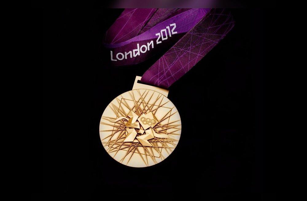 Briti olümplastelt medalid näpanud mees saadi kätte?
