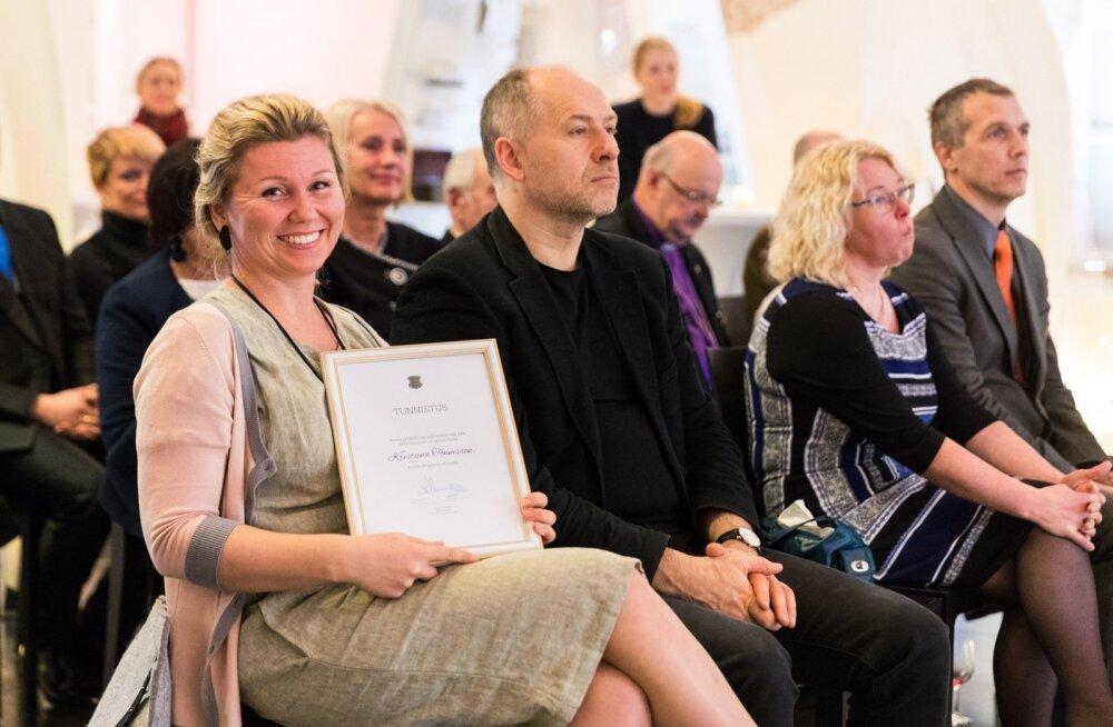 """Eesti 200 allakirjutanud Kristiina Tõnnisson: me ei taha tegeleda """"peenhäälestamisega"""""""