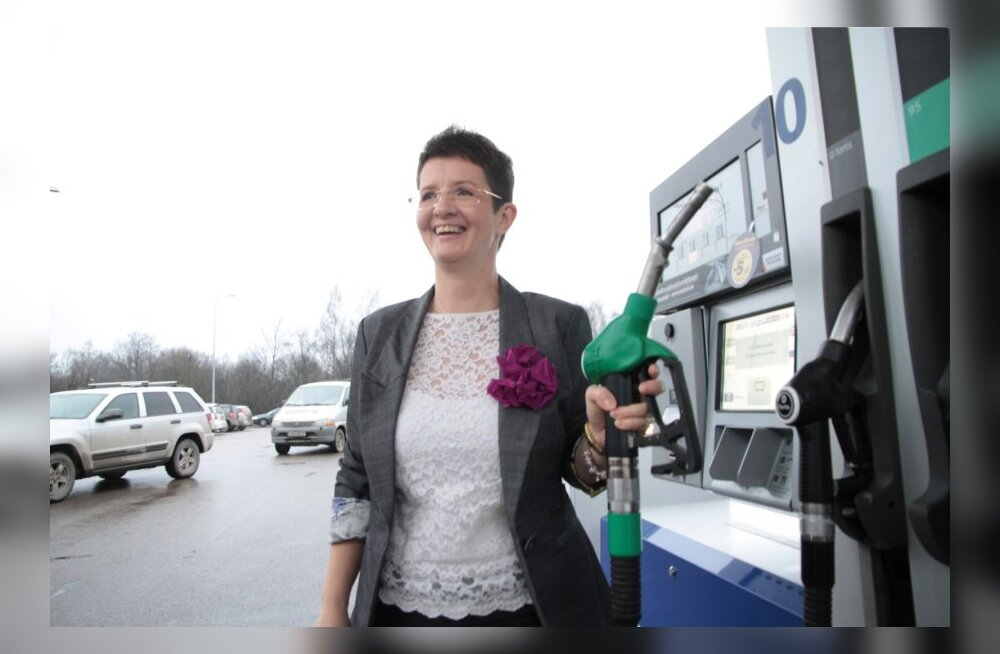 Statoil avab renoveeritud Laagri teenindusjaama